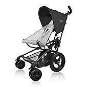Micralite Fastfold Superlite Pushchair, Black