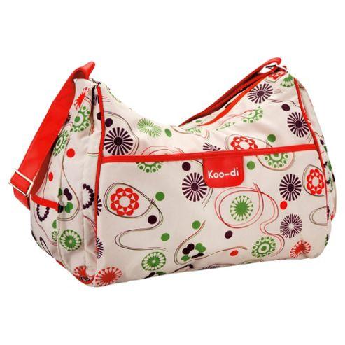 Koo-di Swirl Slouch Changing Bag