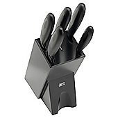 Jamie Oliver Knife Block Set, Black