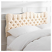 Seetall Marilyn Headboard Oyster Double