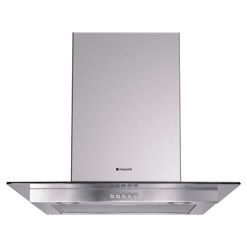 Hotpoint HD6TX Stainless Steel Hood