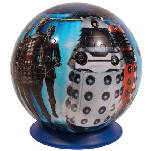 Doctor Who 108 Piece Jigsaw Puzzleball