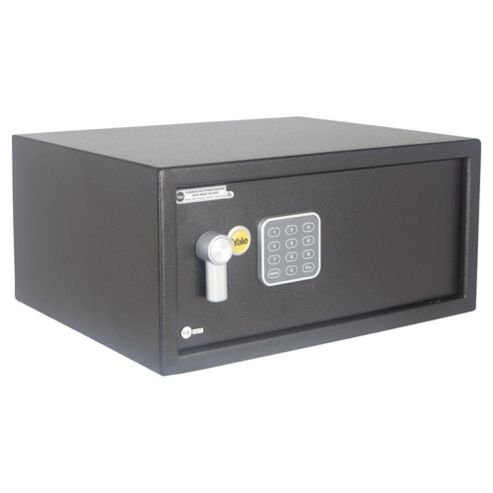 Yale Electronic Laptop Safe