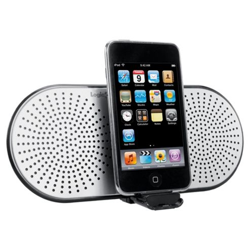 Logic3 i-StationGo Active Speaker - SILVER