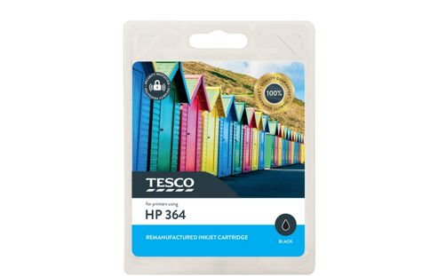 Tesco H364 Printer Ink Cartridge Black