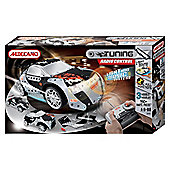 Meccano Tuning - Remote Control Carbon Style Car