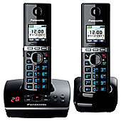Panasonic KX-TG8062EB DECT cordless telephone - Set of 2