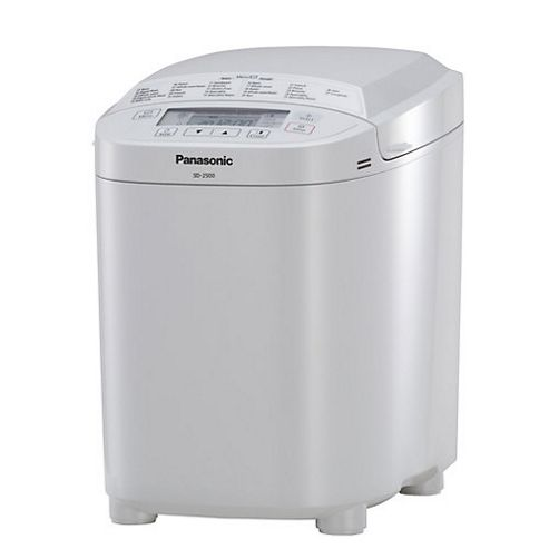 Panasonic SD-2500WXC Breadmaker - White, White