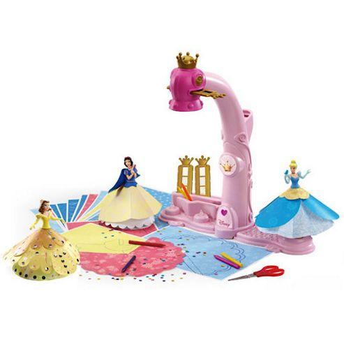 Disney Princess 3D Projector Dress Designer
