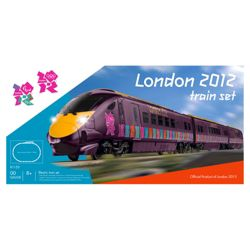 London 2012 Olympics Hornby 00 Gauge Electric Train Set