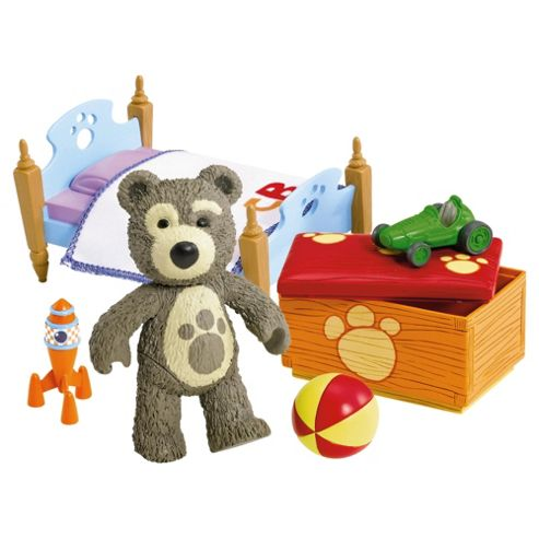 Little Charley Bear's Bedroom Playset