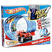Hot Wheels Rev Ups Set