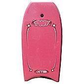 """TWF Boogie Board, 42"""" Pink"""