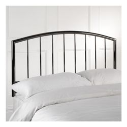 New York Double Headboard, Black