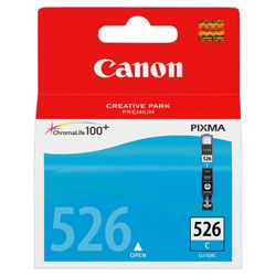 Canon CLI-526 Printer Ink Cartridge - Cyan