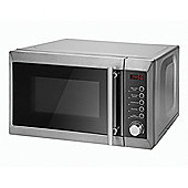 Tesco Microwave Oven with Grill, 20L – Silver