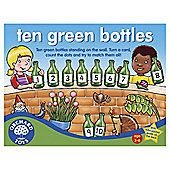 Orchard Toys Ten Green Bottles Educational Game