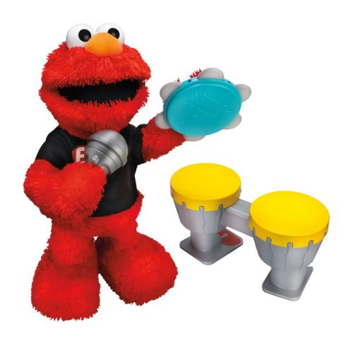 Playskool Sesame Street Let's Rock Elmo