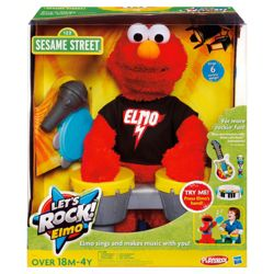 Sesame Street Let's Rock! Elmo