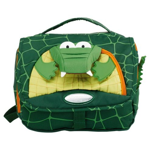 Samsonite Funny Face Kids' Schoolbag, Crocodile