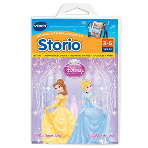 VTech 281103 Storio Disney Princess E Book