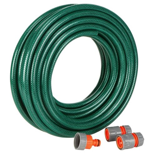 Tesco Value 15m Hose with Accs