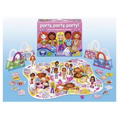 Orchard Toys Party, Party, Party Action Game