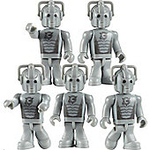 Character Building Doctor Who - Cyberman Army Builder Pack