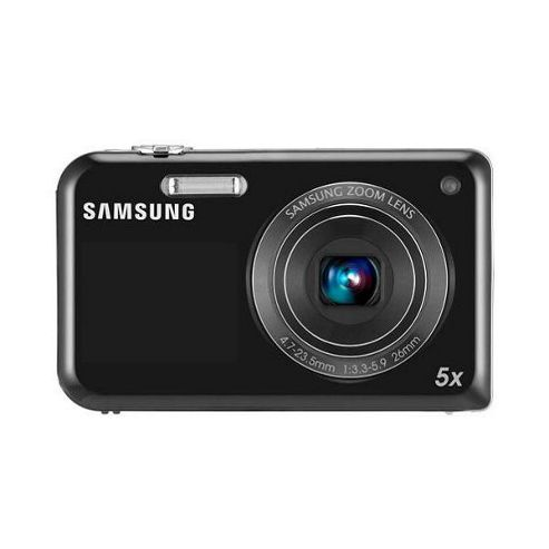 Samsung PL170 Digital Camera, Black, 16.1MP, 5x Optical Zoom, 3.0 inch LCD Screen