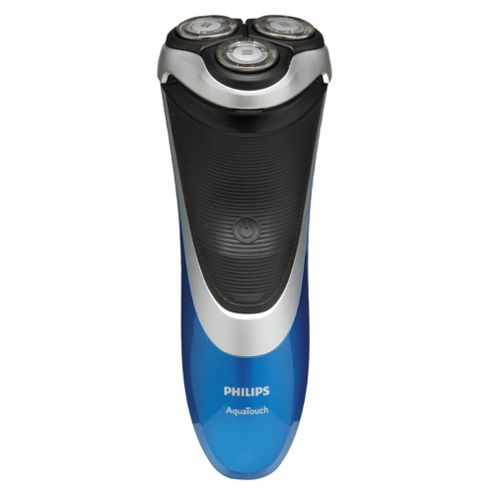 Philips AT890 Aqua Touch Wet and Dry Cordless Shaver