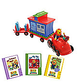 Fisher Price Driver Dan Story Telling Train