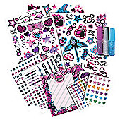 Fashion Tagz Designer Styling Set, Pink