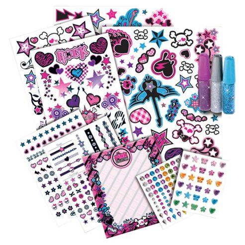 Fashion Tagz Designer Styling Set, Pink
