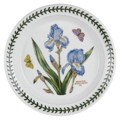 Portmeirion Botanic Garden Set of 4 20cm Plates
