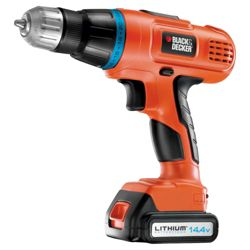 Black & Decker 14.4V 2 Gear Lithium Ion Hammer Drill EPL148K