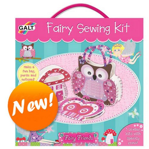 Fairy Friends Sewing Kit