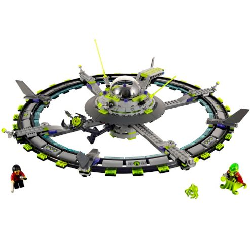 LEGO Alien Conquest Alien Mothership 7065