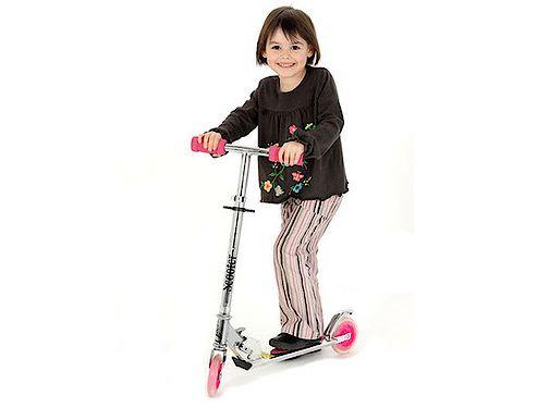 Ozbozz Pink Nebulus TX Scooter