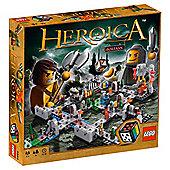 LEGO Games Heroica Castle Fortaan 3860