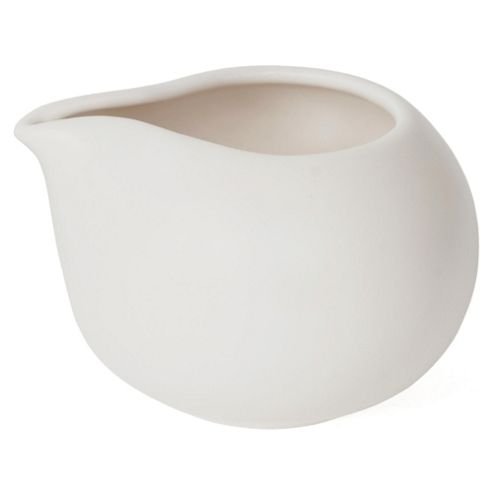 Nigella Lawson Living Kitchen Milk Jug, Cream