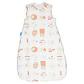 Grobag Baby Sleeping Bag, 6-18 Months, 2.5 Tog, Bright Bear