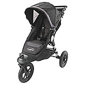 Baby Jogger Elite 3 Wheeler Pushchair, Black Sport