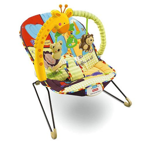Fisher-Price Love U Zoo Baby Bouncer