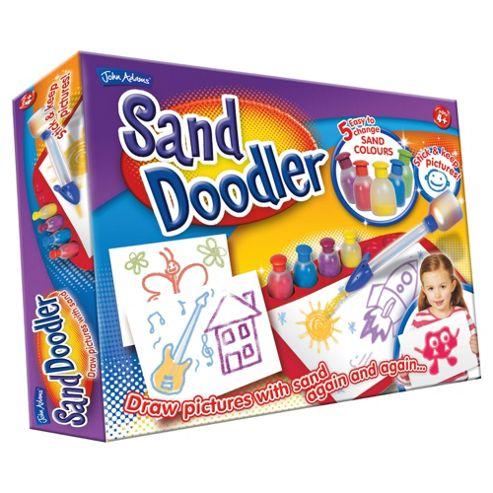 John Adams Sand Doodler