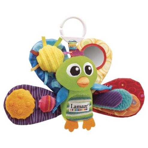 Lamaze Play and Grow Jacques The Peacock