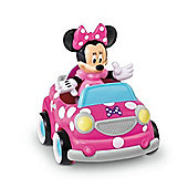 Minnie Mouse Daisy Car