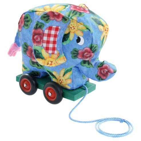 Toys Driver Dan Pull Along Tallulah