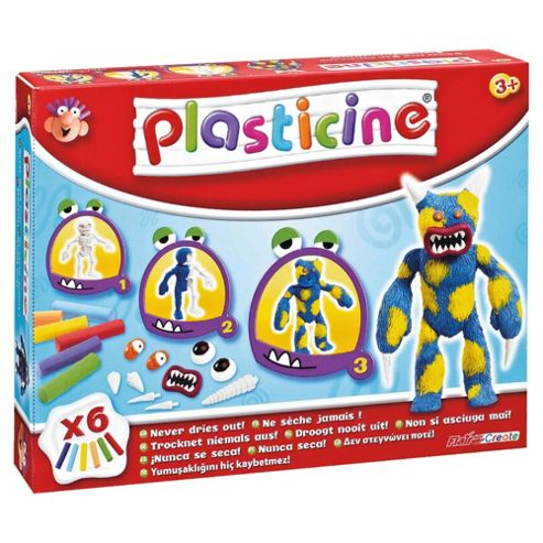 Plasticine Monster Maker