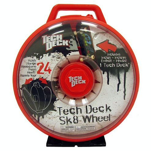 Tech Deck Wheel With Boards