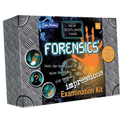 New Scotland Yard Impressions Kit